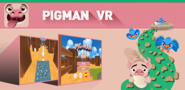 Store MVR product icon: Pigman VR
