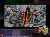 Virtual Kaiju 3D : Take a screenshot