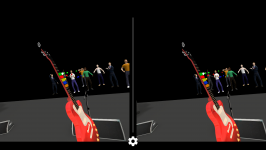 Guitar VR: Take a screenshot
